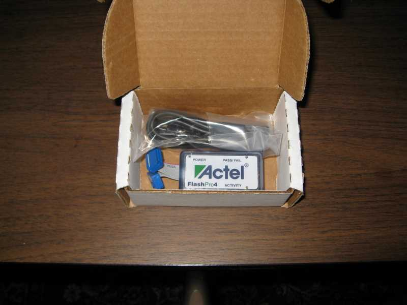 FlashPro 4 in the box