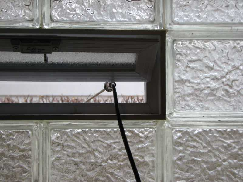 Making A Coax Feedthrough Window For My Shack Skywired Net