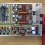 KK7B R2 receiver, top side